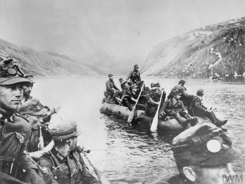 THE GERMAN INVASION OF NORWAY, 1940
