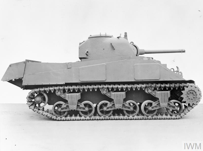 BRITISH AFV'S ( ARMOURED FIGHTING VEHICLES ) OF THE SECOND WORLD WAR; TANKS.