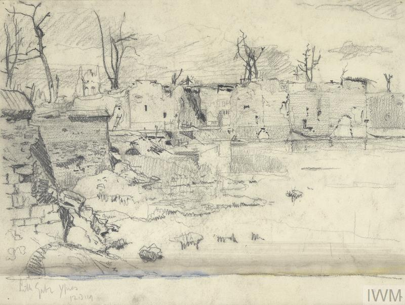 Lille Gate, Ypres