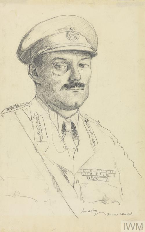 General Shea : Commanding the 60th Division, 1918