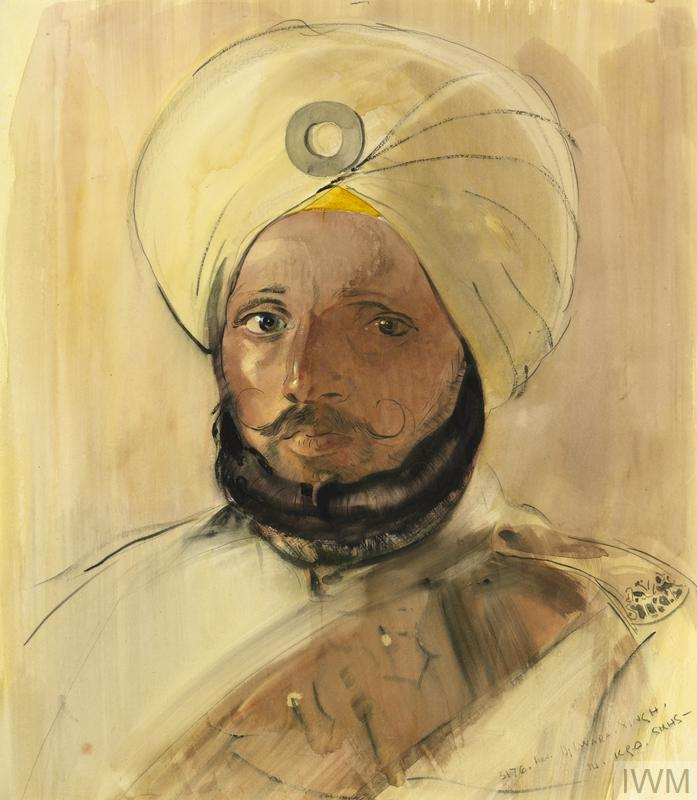 Sepoy, 14th Sikhs