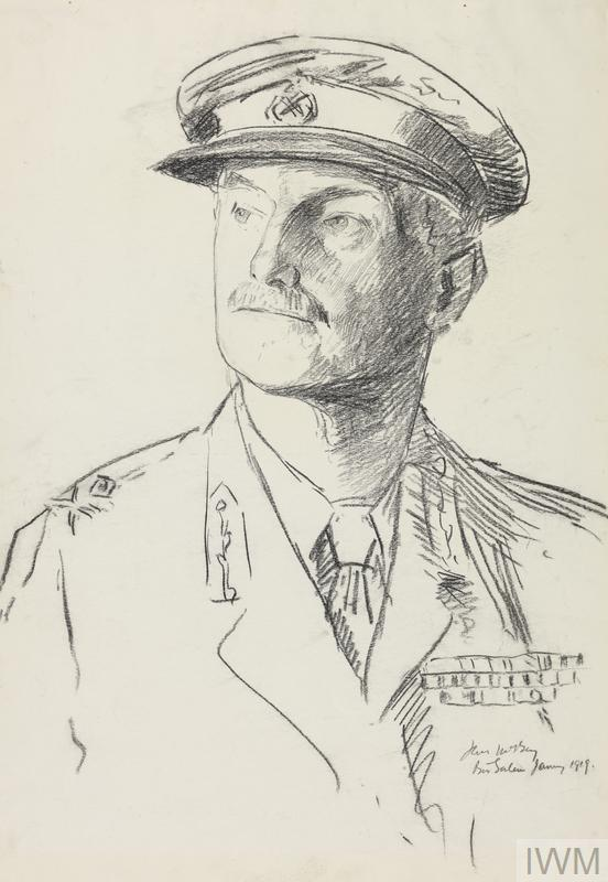 General Sir Walter Campbell KCMG CB DSO, 1918