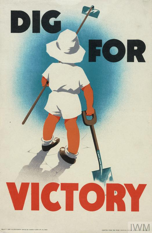 Image result for dig for victory posters