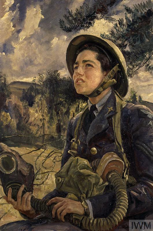 Corporal J. D. M. Pearson, GC, WAAF