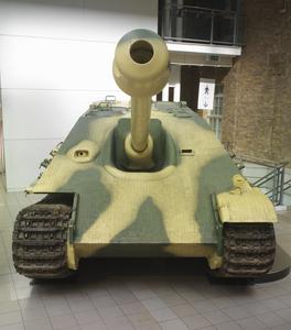 Sd Kfz 173 Jagdpanther (Tank Destoyer)   Imperial War Museums