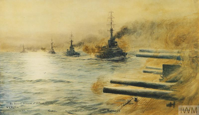The Second Division at Jutland