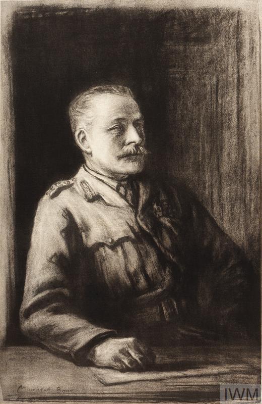 War Drawings By Muirhead Bone: F.M. Sir Douglas Haig G.C.B., G.C.V.O., K.C.I.E., A.D.C.