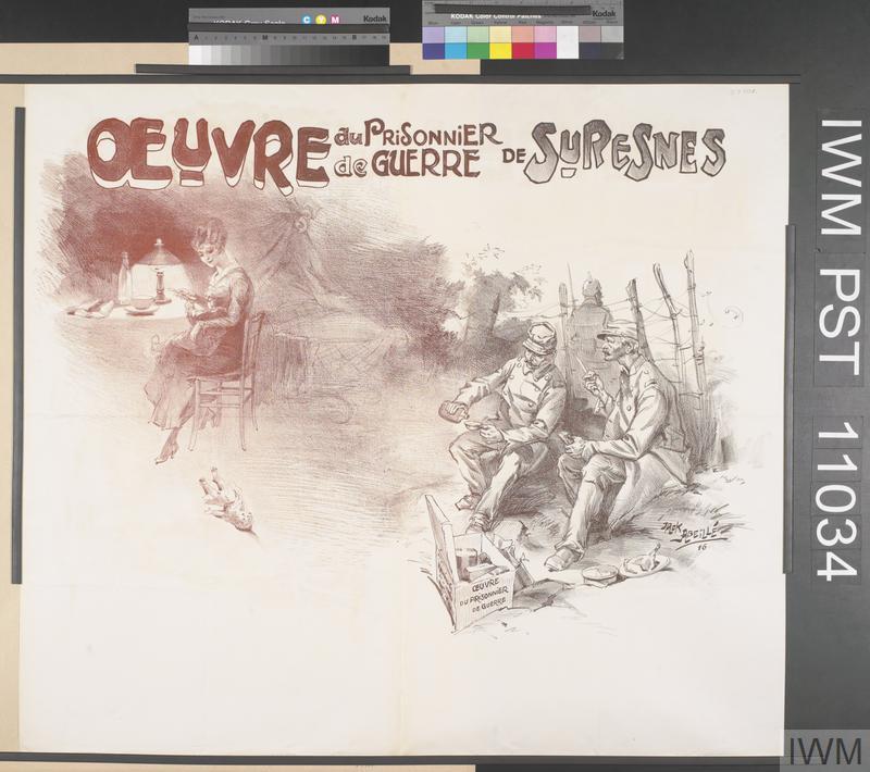 Œuvre du Prisonnier de Guerre de Suresnes [Charity for Prisoners of War from Suresnes]