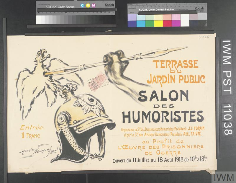 Salon des Humoristes [Salon of the Cartoonists] | Imperial War Museums