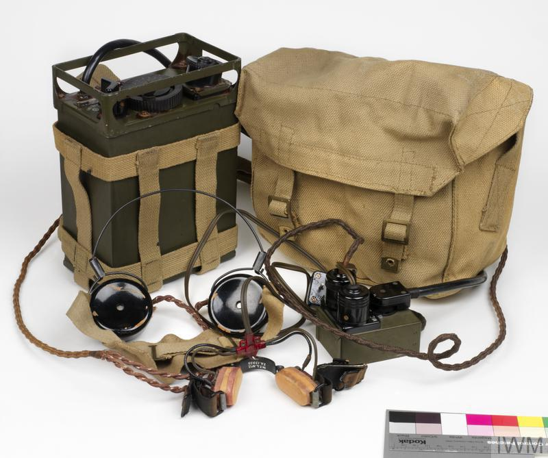 Wireless Equipment, No 38 Set Mk II: British | Imperial War
