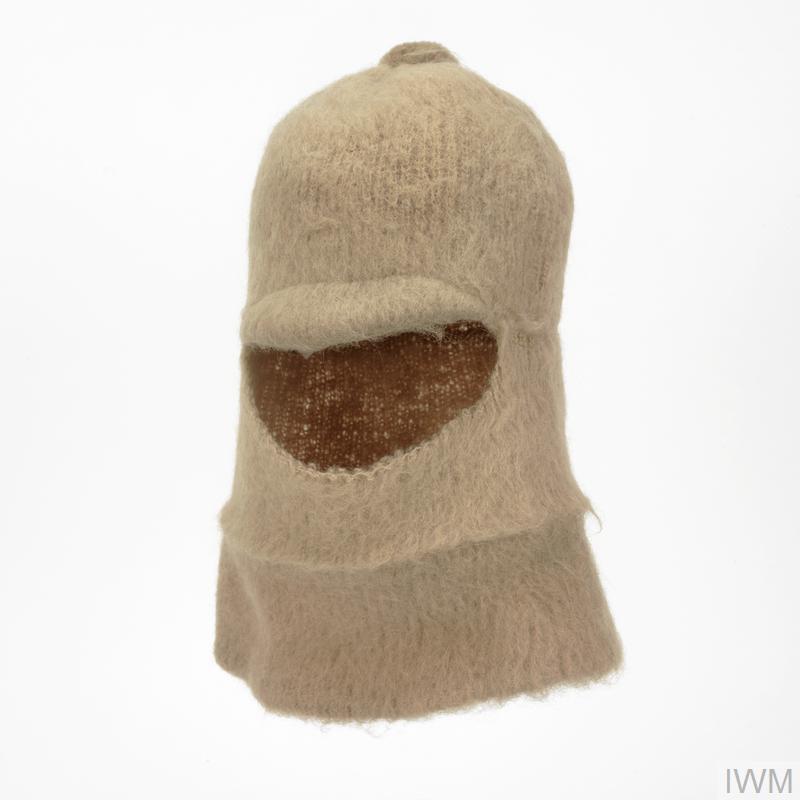 hat, woollen, British