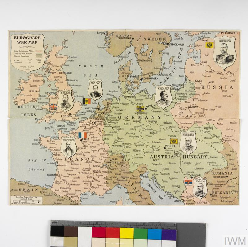 What you need to know about pre first world war alliances british jigsaw puzzle map of europe 1914 gumiabroncs Choice Image