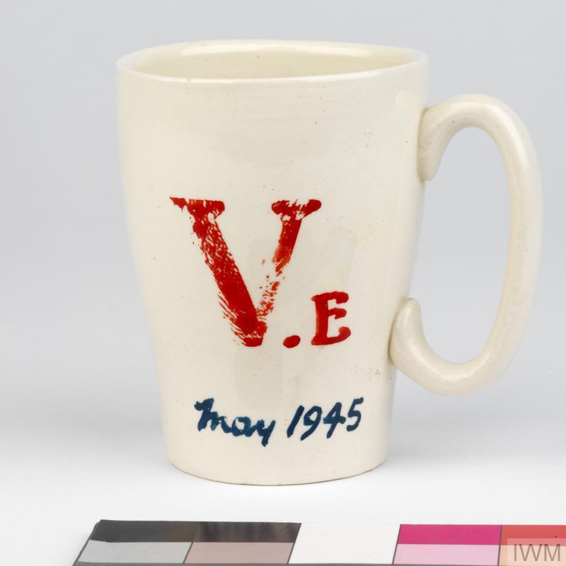 VE Day mug