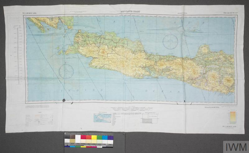 Silk escape map south borneo and west java imperial war museums download gumiabroncs Images