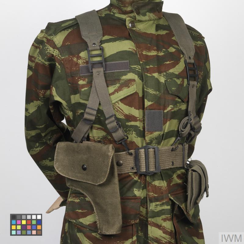Webbing Personal Equipment: French | Imperial War Museums