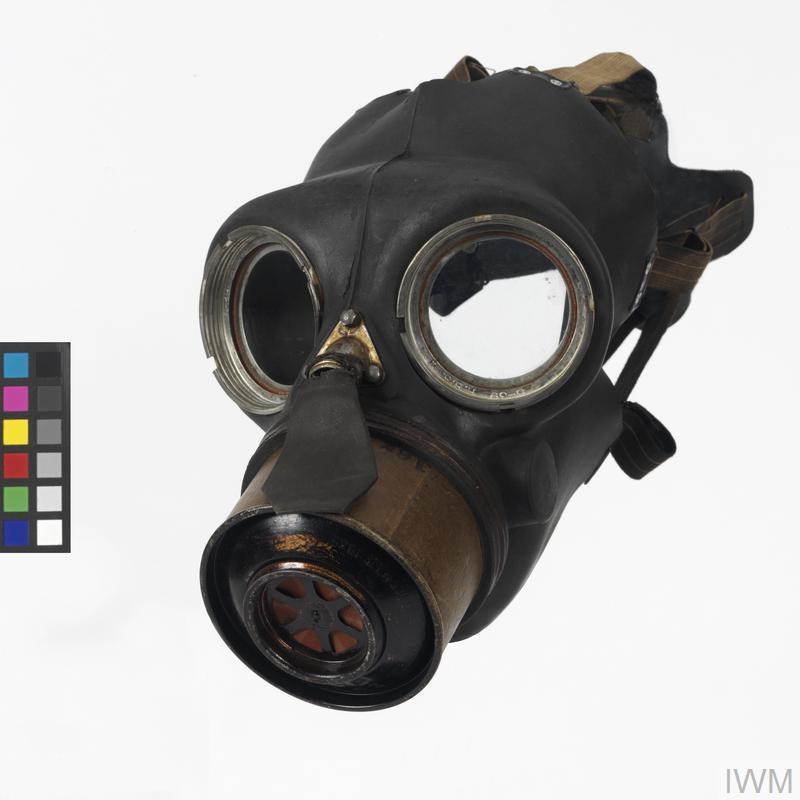 respirator, anti-gas, Civilian Duty