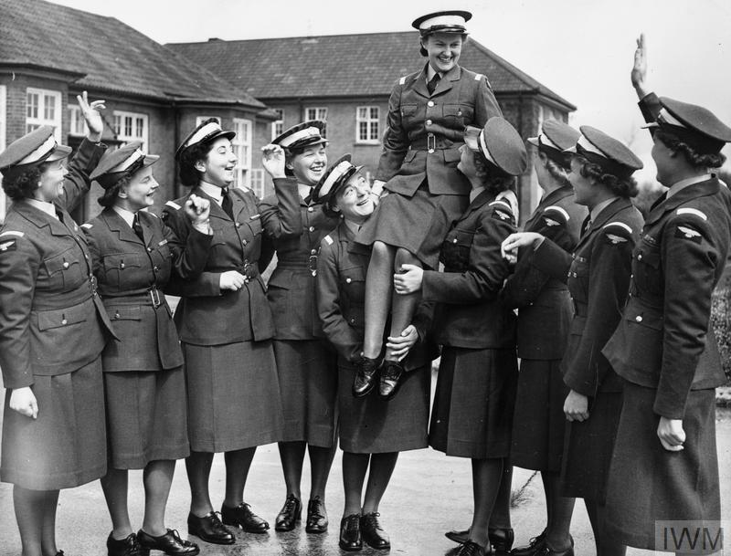 The Women S Royal Air Force In The 1950s Imperial War