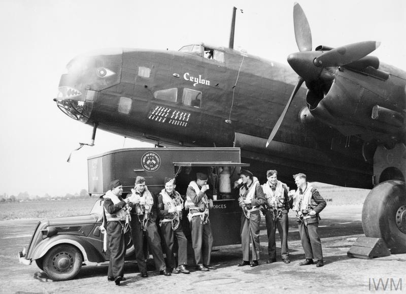 AIRCRAFT OF THE ROYAL AIR FORCE, 1943
