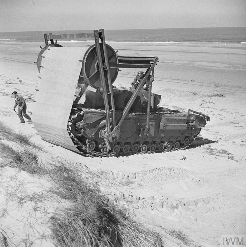 PREPARATIONS FOR OPERATION OVERLORD (THE NORMANDY LANDINGS): D-DAY 6 JUNE 1944