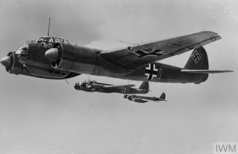 Blitzkrieg: The Junkers Ju 88A-1. The original bomber version of the highly adaptable Junkers 88 aircraft.