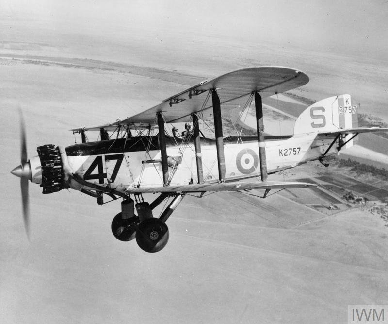 AIRCRAFT OF THE ROYAL AIR FORCE 1918-1939 | Imperial War Museums