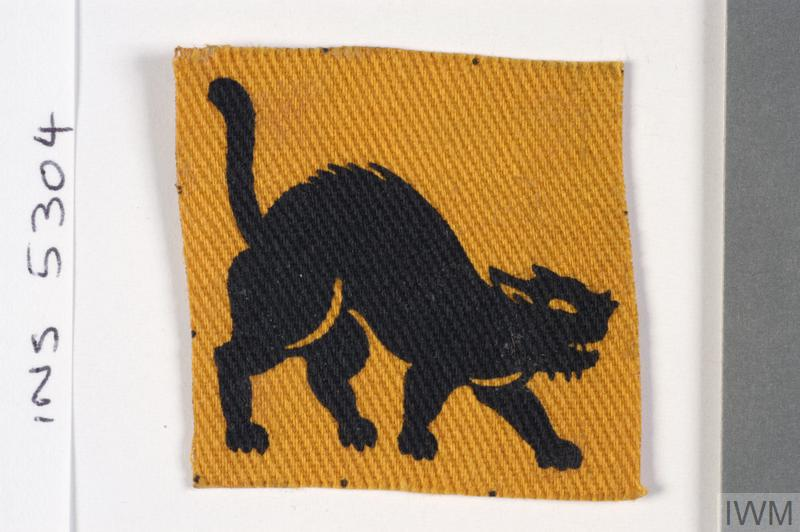badge, formation, IX Corps (9th Corps)