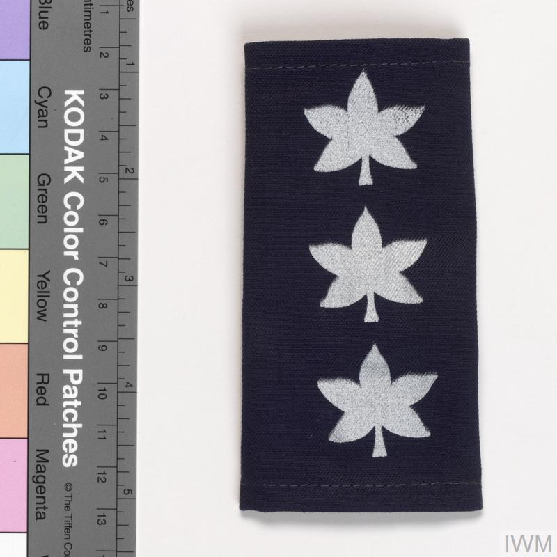 badge, rank, Israeli Air Force, Colonel | Imperial War Museums