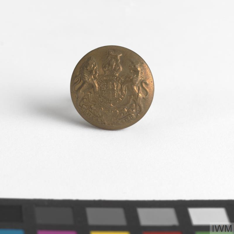buttons, large, British, General Service Corps | Imperial