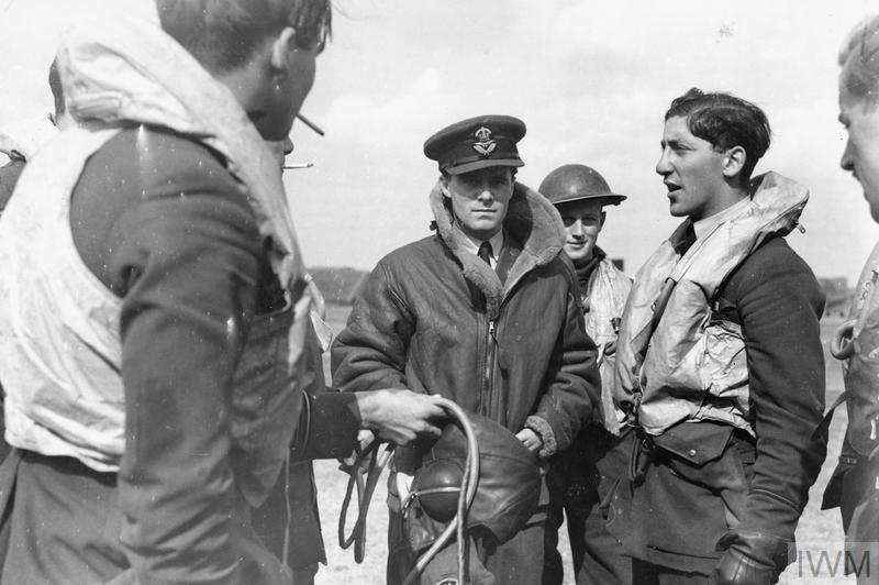 A Spitfire pilot of No. 610 Squadron recounts how he shot down a Messerschmitt Bf 110, Biggin Hill, September 1940.