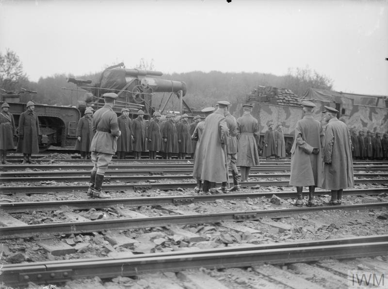 OFFICIAL VISITS TO THE WESTERN FRONT, 1914-1918
