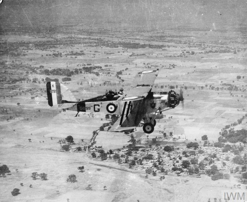The Royal Air Force In India  1930