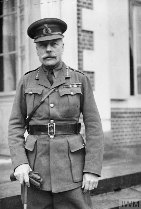 THE FIRST WORLD WAR 1914-1918: PERSONALITIES