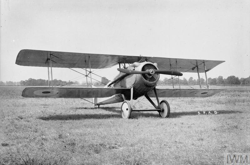 FRENCH AIRCRAFT OF THE FIRST WORLD WAR 1914 - 1918