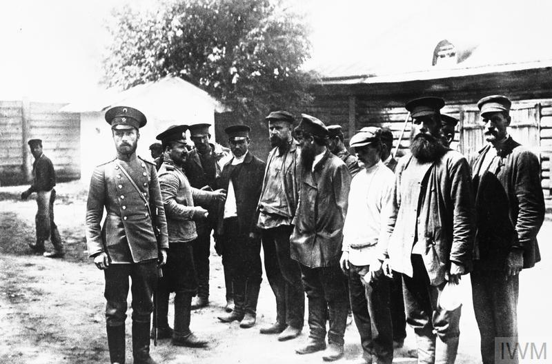 RUSSIA ON THE EVE THE FIRST WORLD WAR, 1914
