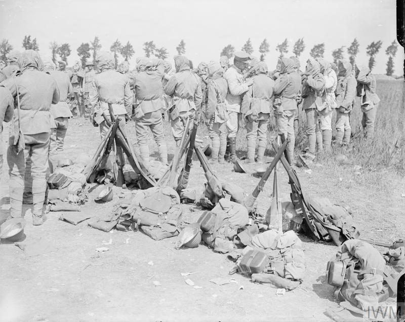 THE PORTUGUESE EXPEDITIONARY CORPS ON THE WESTERN FRONT, 1917-1918