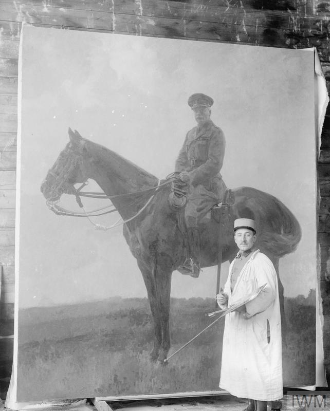 THE WAR ARTISTS OF THE FIRST WORLD WAR