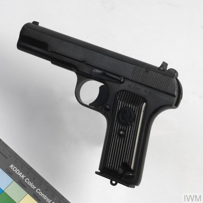 Hungarian AMD-65 carbine | Imperial War Museums