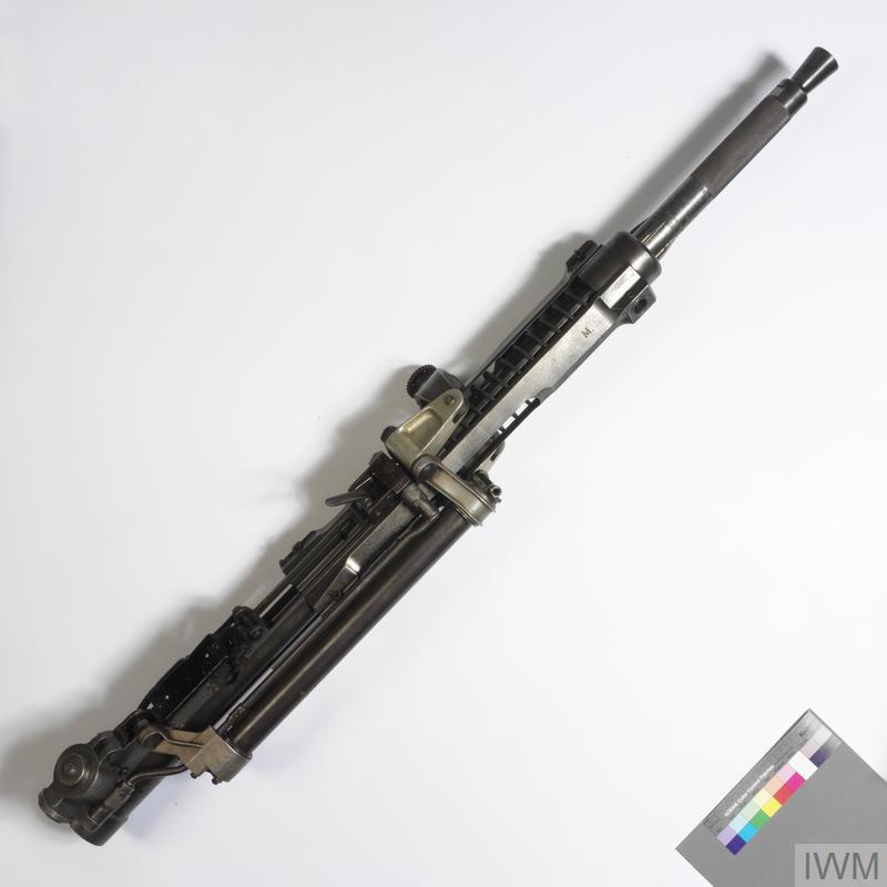 German 20mm [Oerlikon] MG FF aircraft cannon