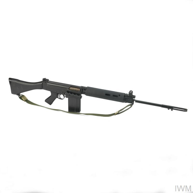 Rifle, 7 62mm, L1A1 & (FAL) | Imperial War Museums