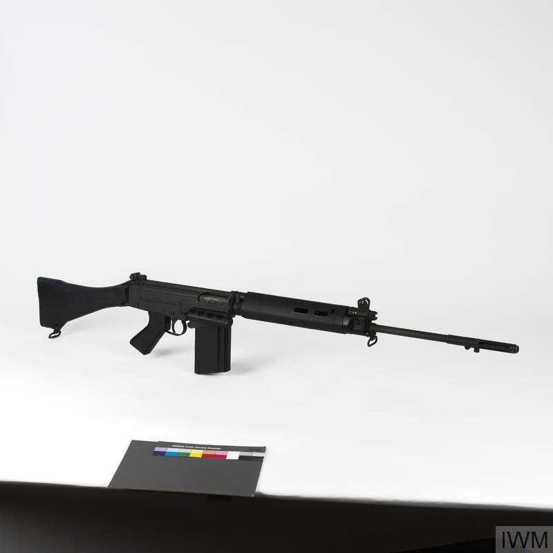Rifle, 7 62mm L1A1 & (FAL) | Imperial War Museums