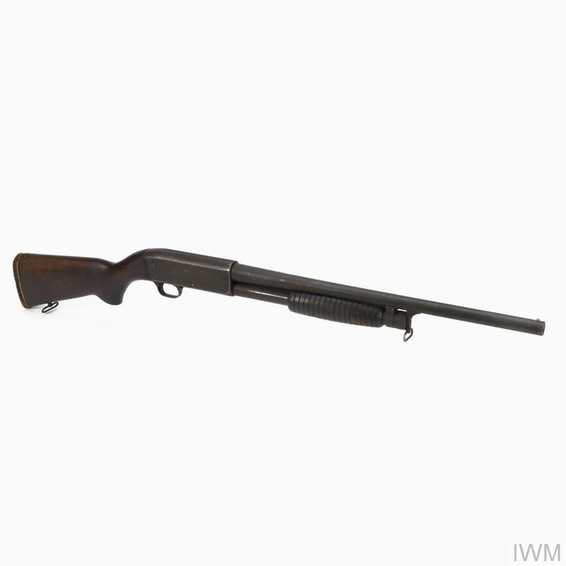 Ithaca Model 37 Featherweight Deer Slayer Police Special