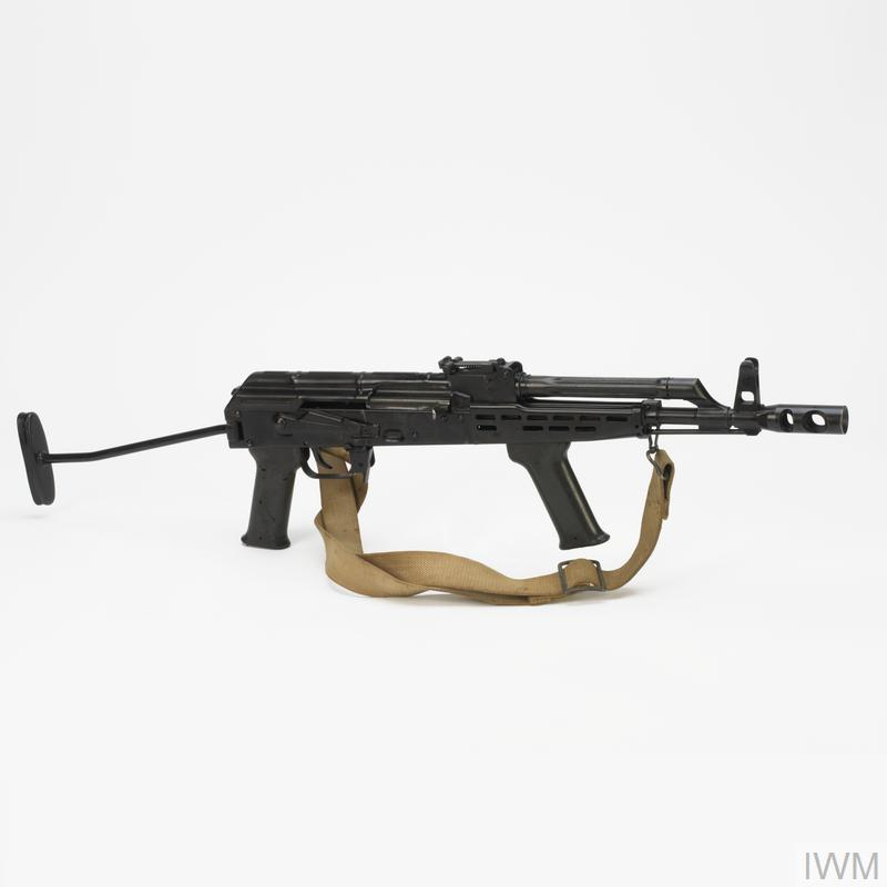 Hungarian AMD-65 carbine   Imperial War Museums