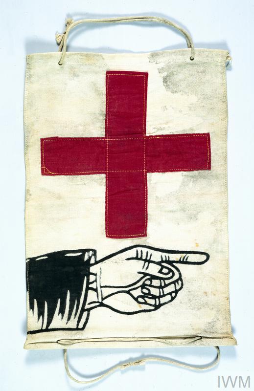 Flag, International, British Red Cross