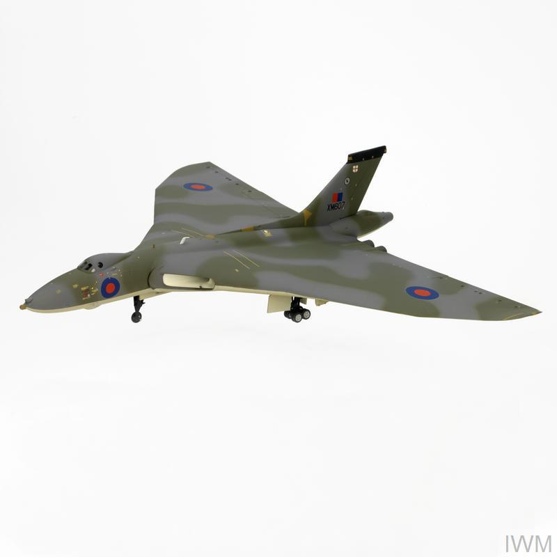 Aircraft Scale Model, Avro Vulcan B2: British
