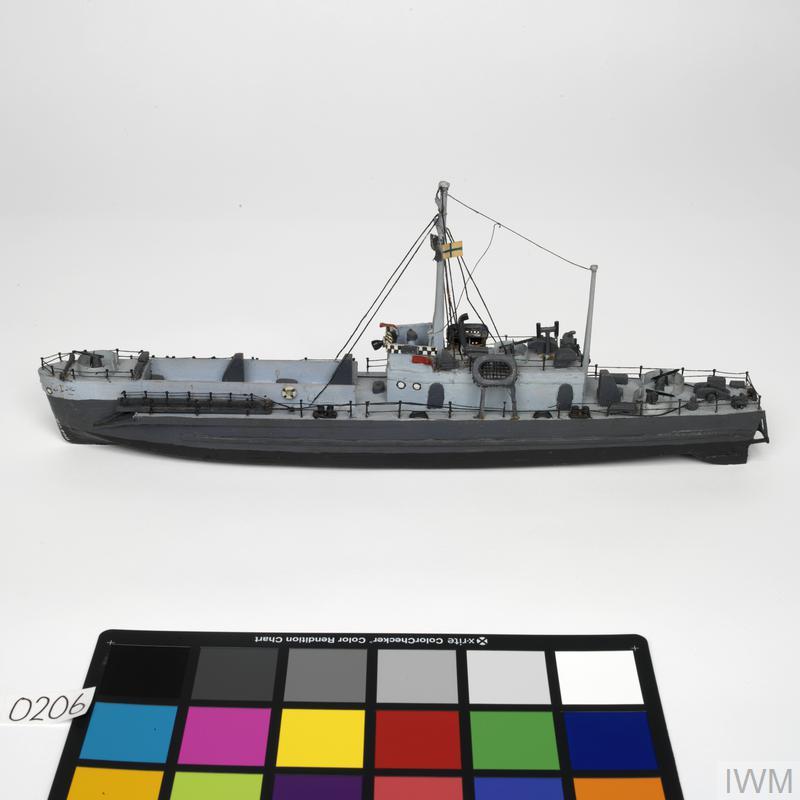 Landing Craft, Infantry, Large LCI(L)