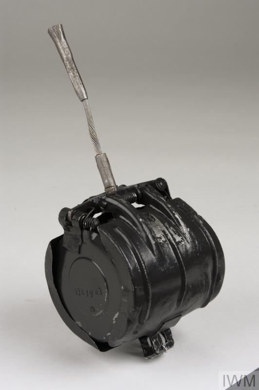 Bomb, aerial, fragmentation, German, SD 2 (Butterfly Bomb)