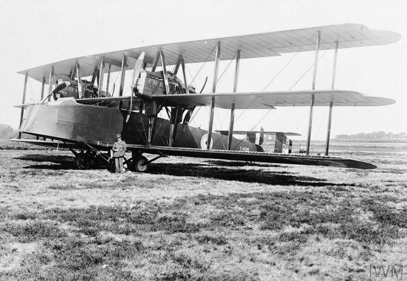 What impact did the First World War have on aircraft and