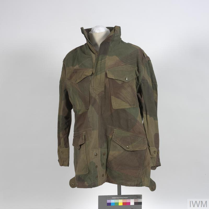 Smock Denison, Airborne troops (1944)