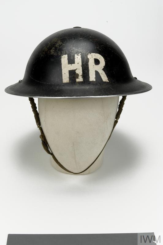 Steel Helmet, MKII: Heavy Rescue, ARP