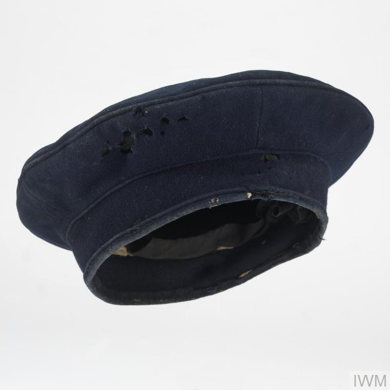 ratings' round cap, blue, German Navy